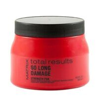 Matrix Total Results So Long Damage Strength Pak Intensive Masque - Маска для восстановления волос 500 мл