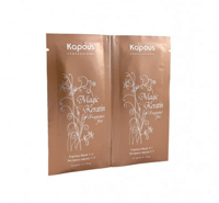 Kapous Professional Magic Keratin Экспресс-маска Magic Keratin 2*12 мл  (24мл)