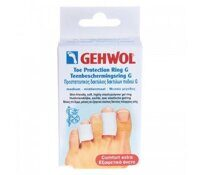 Gehwol Toe Protection Ring G Гель-кольцо G среднее 30мм 2 шт
